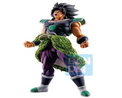 Dragon Ball Super PVC Statue Broly (History of Rivals) 26 cm