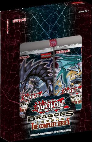 Dragons of Legend: The Complete Series - Deutsch 1 Pack