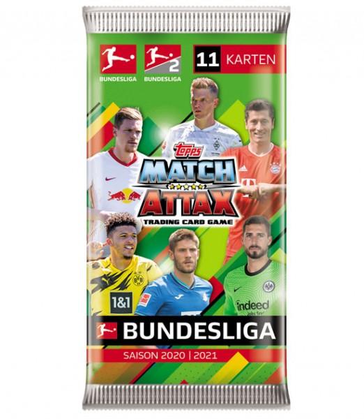 Match Attax 2020/2021 Booster