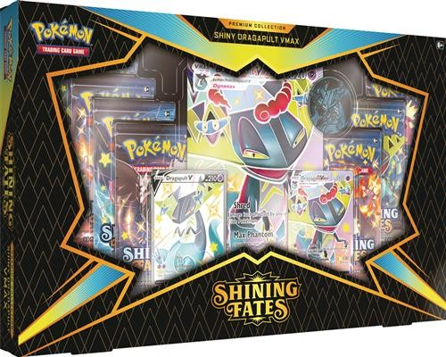 Shining Fates Premium Collection - Shiny Dragapult- VMAX - Englisch