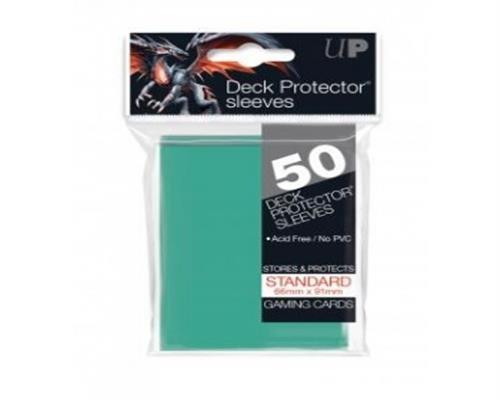 Ultra Pro Kartenhüllen - Standardgröße (50) -Aqua
