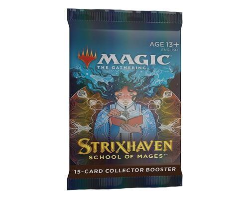 Strixhaven: Akademie der Magier Sammler Booster - Deutsch