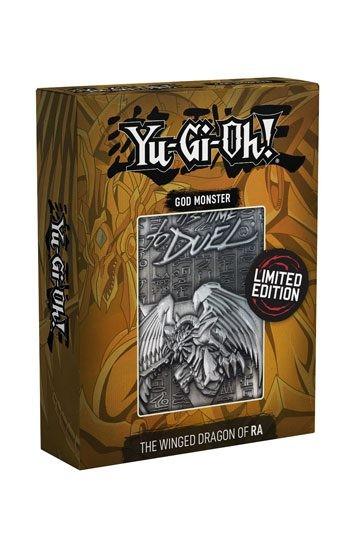 Limited Edition Metal Götter Karte Der geflügelte Drache von Ra