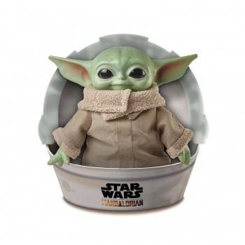 Star Wars Mandalorian The Child Baby Yoda Plüschfigur 28cm