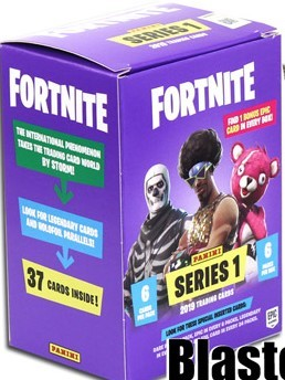 Fortnite Trading Cards Serie 1 - Blaster Box
