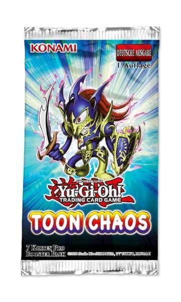 Toon Chaos Display Deutsch 2.Auflage